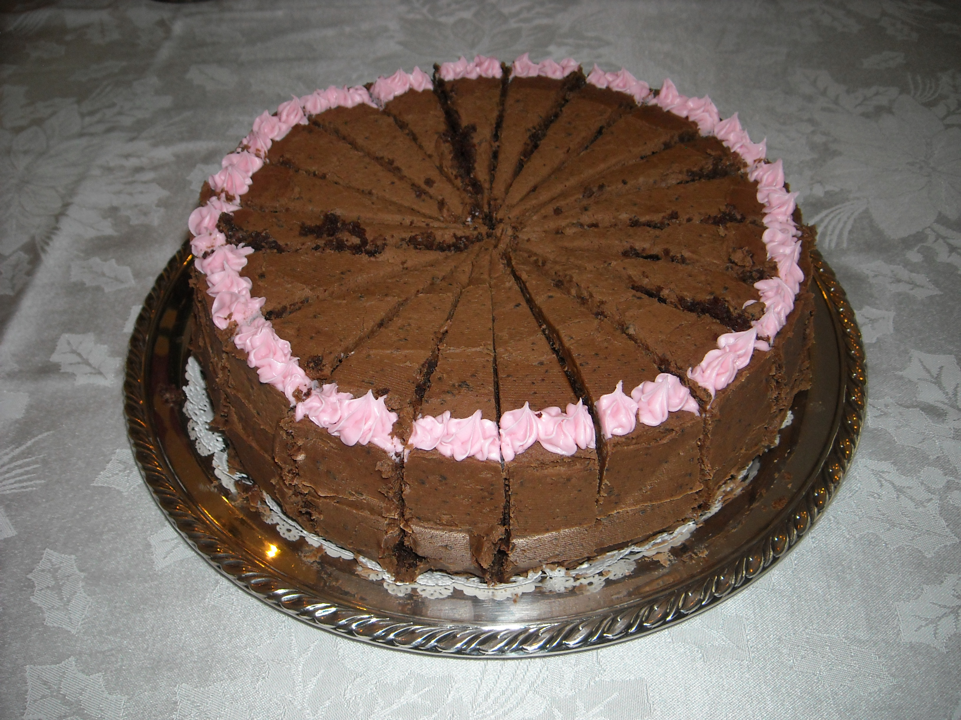 Red Velvet Cake? Chocolate Cake? Or both?